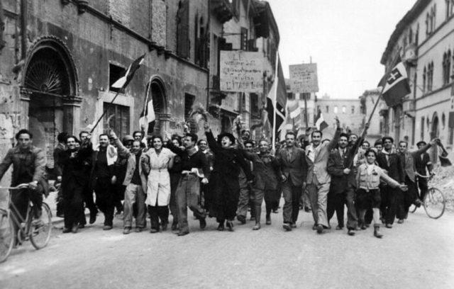 Quando Aldo disse 26 x 1: l'ultimo atto della Resistenza italiana