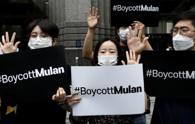 #BoycottMulan: il nuovo Mulan della Disney è un flop