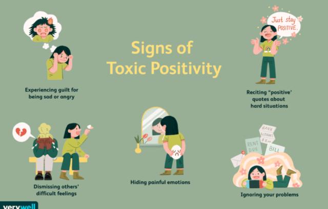 Che cos'è la toxic positivity e perché nuoce alla nostra salute mentale?