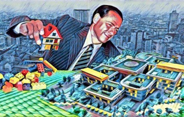 Milano 2: l'alba dell'impero Berlusconiano