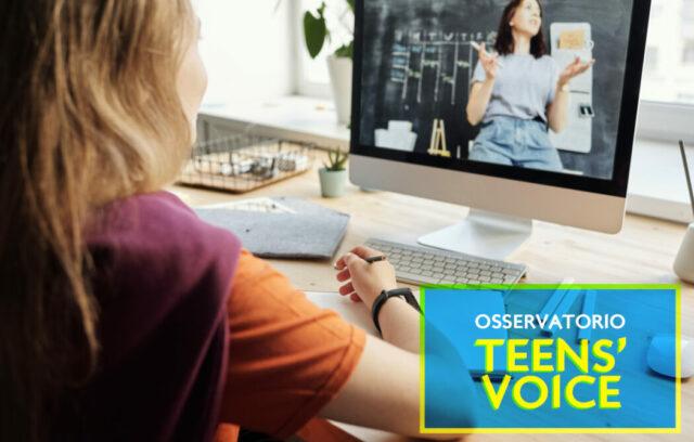 Teens' Voice: l'osservatorio sulla Gen Z che ascolta i giovani